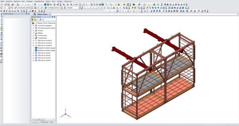 3D модель Компас 3D, Модели Компас 3D в CINEMA 4D