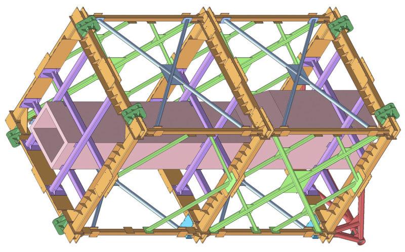 Проектирование металлоконструкций, проект конструкции, 3D металлоконструкция