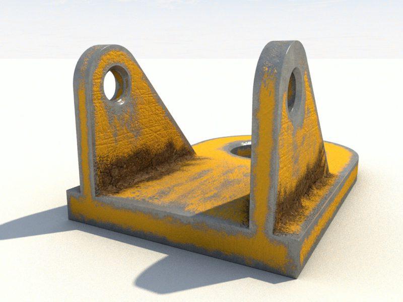 Модель Компас 3D, рендеринг Компас 3D