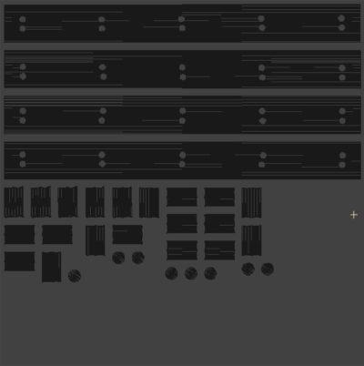 UV развёртка модели Компас 3D