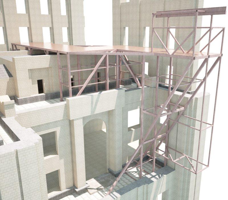 Проектирование металлоконструкций, прочностные расчеты, 3D модели конструкций Компас