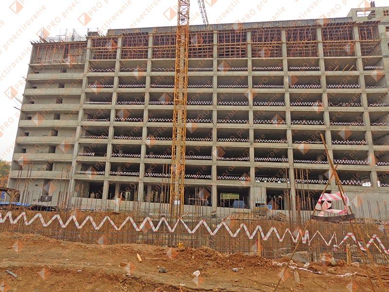 Бетонирование зданий и сооружений